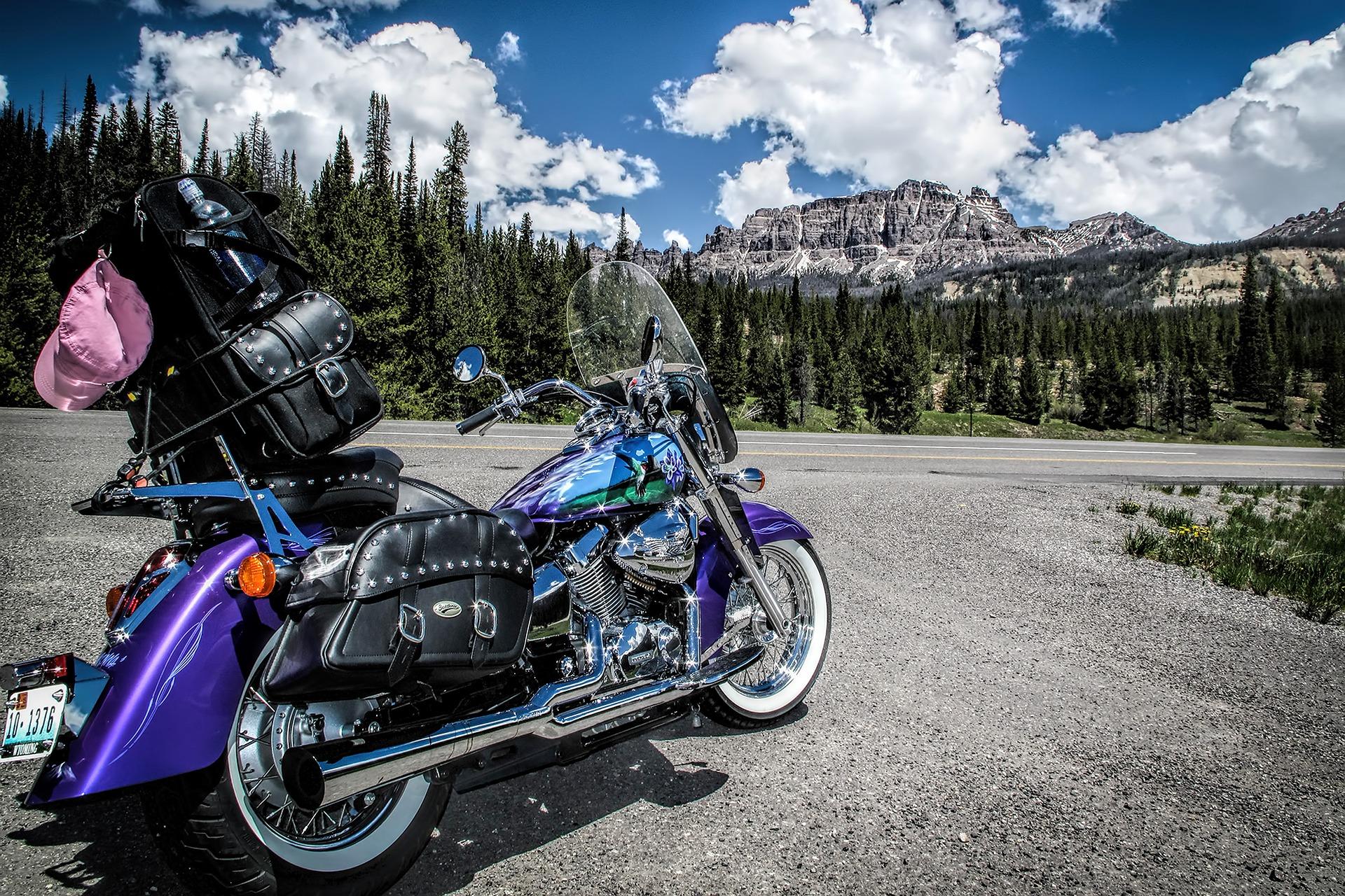 Lackierung für Motorrad, Mopeds und Motorroller