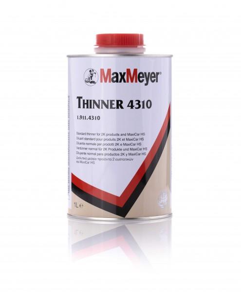 Max Meyer Acrylverdünnung kurz 4310